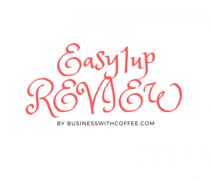 Easy1up review! is this really another pyramid scheme?