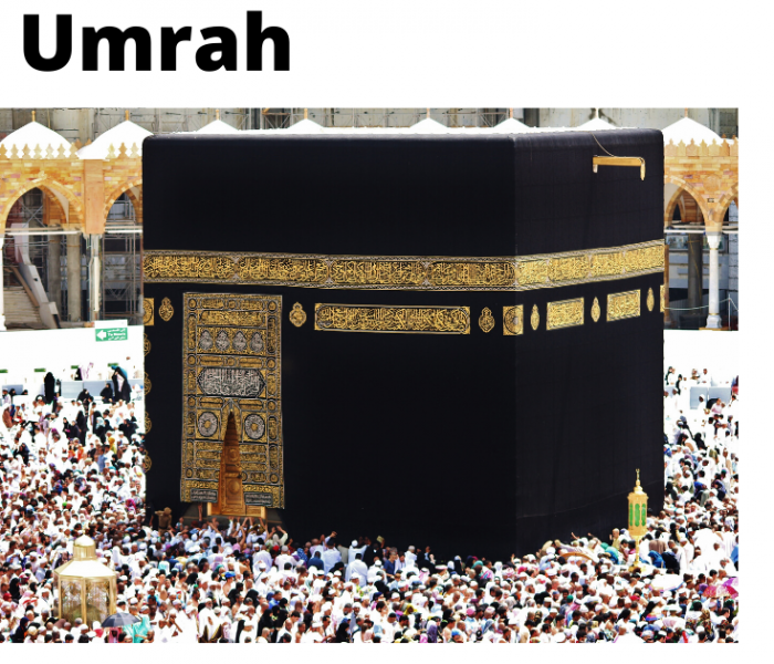 How to perform Umrah with kids + My Experience