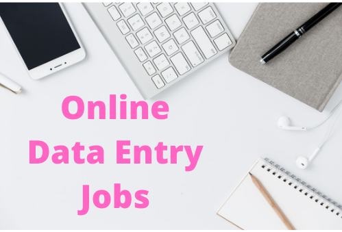 online data entry jobs in USA and UK