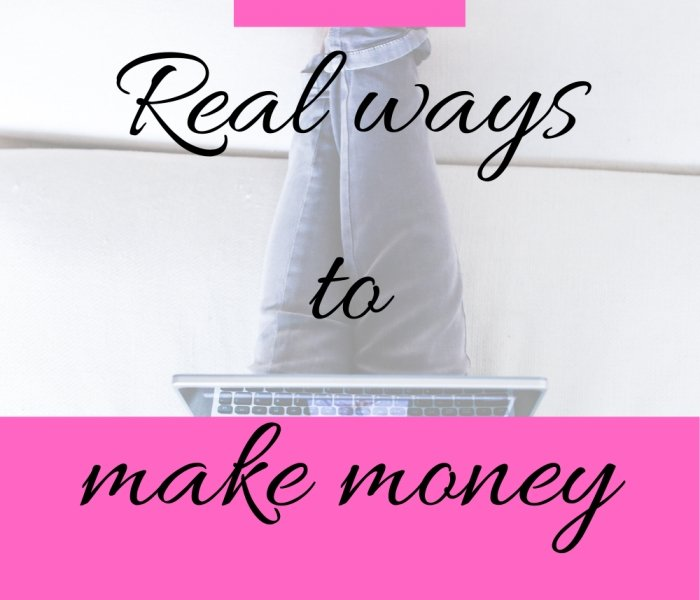 real ways to make money