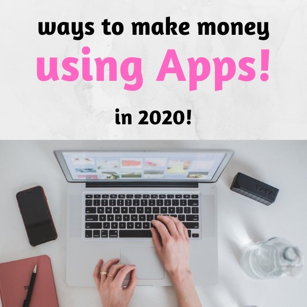 ways to make money using apps