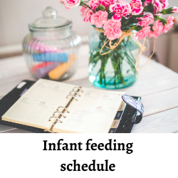When to feed your baby? – Infant Feeding Schedule
