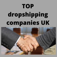 Top dropshipping companies UK – Fully Vetted!