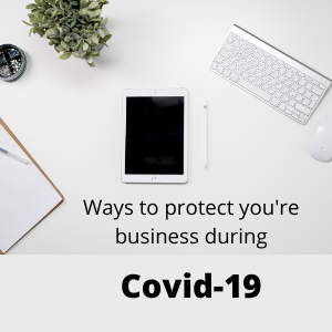 5 Ways to protect your business from Covid-19