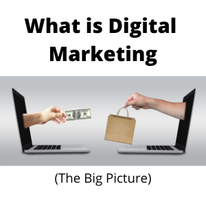 What is Digital Marketing (The Big Picture)