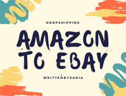 Dropshipping Amazon to eBay – EXACT strategy revealed